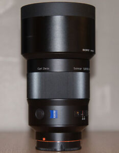 Sony 135mm A mount West Island Greater Montréal image 1