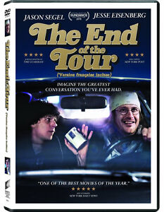 The End of the Tour DVD London Ontario image 1