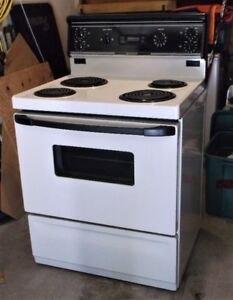 McClary stove - 30 inches