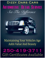 New Auto Detailing Service ( Now Open ) $149