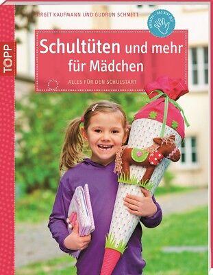 Schultüten und mehr für Mädchen * Alles für den Schulstart * TOPP 4041 *