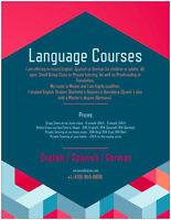 Anglais / Espagnol / Allemand Cours privé - Enseignant