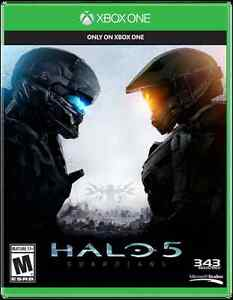 ***HALO 5 GUARDIANS****