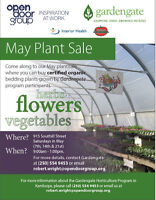 Gardengate's May Plant Sale