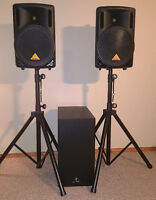 PA and Sound System Rentals