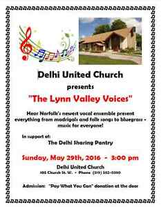 Lynn Valley Voices - Spring Concert