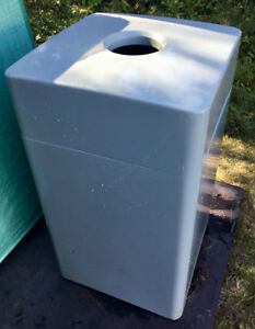 Fibreglass Garbage Can