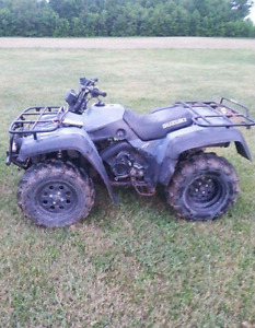 98 Quadrunner $2000 or trade for dirt bike