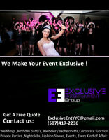 Exclusive Entertainment Group (Calgary's Top Party  Dj Services)