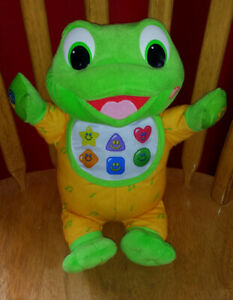 LeapFrog Hug & Learn Plush Baby Tad