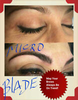 MICROBLADING courses & Make-Up courses