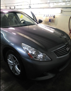 Infiniti G37x Sedan AWD ( great condition for sale)