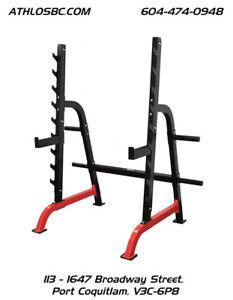 BRONSON Power Squat Rack / Half Rack