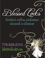 Blessed Locks - Dreadlock Startup, Maintenance & Extensions
