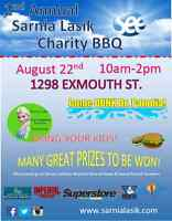 Sarnia Lasik 2nd Annual Charity BBQ-Family event