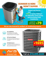 AC Sales and Service, $1895 ac installed
