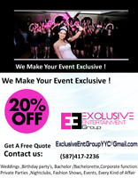 Exclusive Entertainment YYC ( DJ'S  For Any Event )