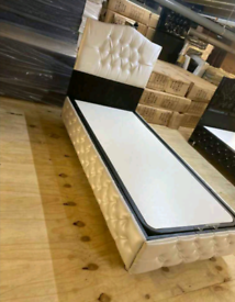 Brand New High Quality Modern Design Ottoman Beds Single & Double