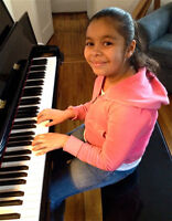 Fun Piano Lessons Downtown