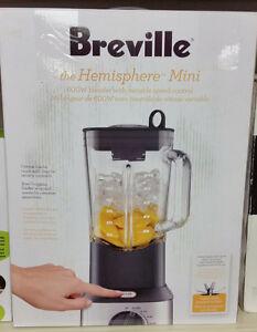 BRAND NEW BREVILLE HEMISPHERE BLENDER
