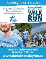 Raymond James Father's Day Walk/ Run for Prostate Cancer