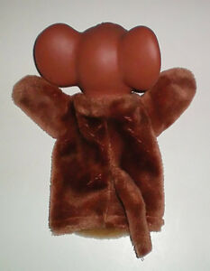 Vintage Jerry Mouse Hand Puppet from Tom and Jerry Cartoons London Ontario image 2