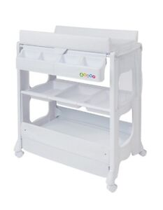 4Baby Deluxe Bath Changer - White Nambour Maroochydore Area Preview
