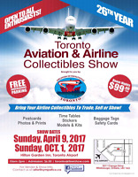 Airliners Collectable Show.