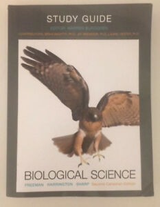 Biological Science Study Guide 2nd Canadian Edition
