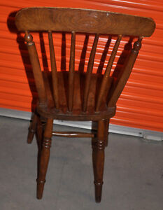 Wooden chair - old