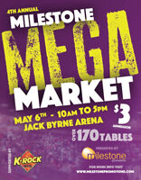 4th Annual Milestone Mega Market