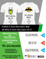 T-SHIRTS PROMOTIONS PRINTING
