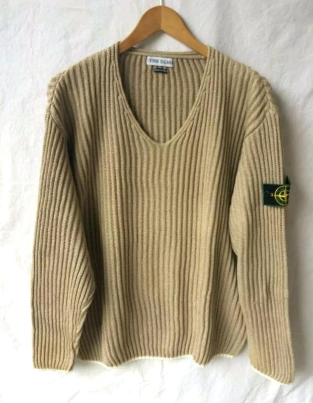size 40 35604 d836b Vintage Stone Island Maglione Pullover Knit Jumper | in Sherburn in Elmet,  West Yorkshire | Gumtree
