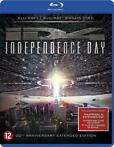 Independence Day 20th Anniversary Extended Edition (Blu-ray)