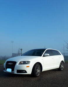 FOR SALE -  2008 AUDI A3 S-LINE 2.0, VERY CLEAN!