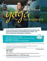 Yoga for Beginners coming to York Region