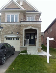 Brand New Never Lived-In 4+1 Bedrooms & 4 Washroom Home