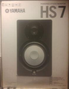 Brand New Yamaha HS7 Monitors