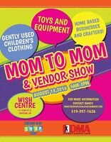 Mom To Mom Sale!