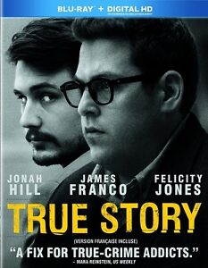 • • • TRUE STORY + DIGITAL HD (BLU-RAY) • • •