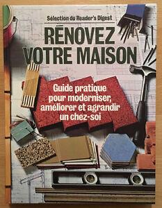 Rénovez votre maison - Sélection du Reader's Digest 1983