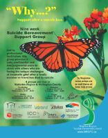 Free Suicide Bereavement Group - Elmira