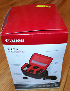Canon EOS accessory delux kit
