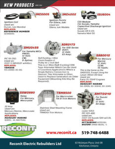 Looking for New Marine Tilt trim Motor ?