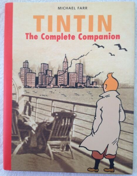 TINTIN - The Complete Companion - Michael Farr - gift quality