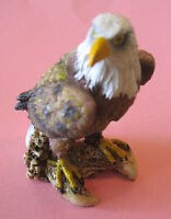 Small Bald Eagle Statue