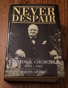 Winston Churchill Book $1
