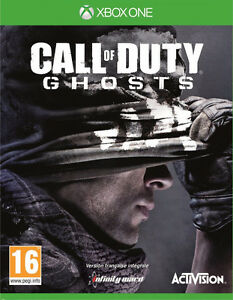 Jeu XBox One - Call of Duty : Ghosts