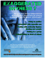 Do You Suffer From Excessive Shyness?