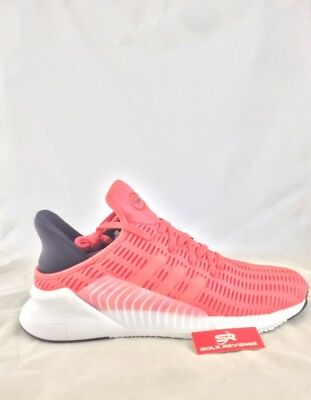 NEW adidas ADIDAS ORIGINALS CLIMACOOL 02/17 Easy Coral/Bright Coral/White CG3343